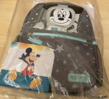 Disney Baby Mickey Mouse Mini Backpack Safety Harness Straps Space Theme