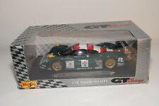 WW 1:18 MAISTO PORSCHE 911 GT1 98 ZAKSPEED MINT BOXED