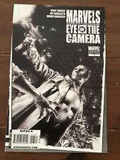 Marvels: Eye of the Camera #3 Variant Edition (2009) Marvel Comics