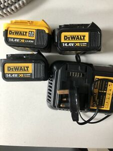 dewalt 14.4v battery charger
