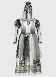 BRANDNEW & UNWORN ( GOTHIC BRIDE - HALLOWEEN FANCY DRESS ) BRILLIANT COSTUME
