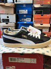 PUMA CLYDE-WE STEAL FOR A LIVING-2005-RARE-UK 8-US 9