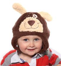 Chapeaux en fourrure pour garçon de 2 à 16 ans