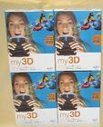4 Google Cardboard Virtual Reality My 3D Universal smartphone NIB