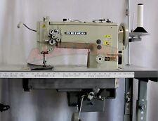 Seiko Lswn-8Bl-3 Walking Foot Industrial Sewing Machine Large Hook w/ Reverse