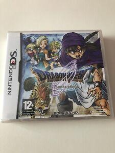 Nintendo DS Dragon quest La Fiancee Celeste