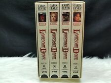Lonesome Dove Part I-IV VHS Set