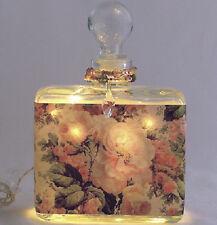 Night Light for Girls Room, Fairy Lights, Bathroom Lamp or Perfume Bottle #WR