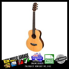 MARTINEZ SOUTHERN STAR SPRUCE SOLID TOP ACOUST-ELEC TS-MINI GUITAR NATURAL GLOSS