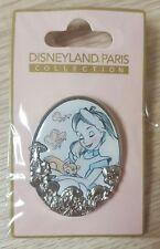 PIN Disneyland Paris ALICE & DINAH PASTEL OE