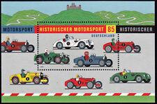 Bundesrepublik Block 75 ** Historischer Motorsport, postfrisch