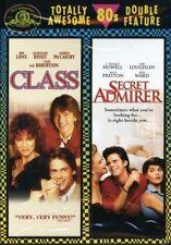 Class / Secret Admirer [New DVD] Full Frame, Subtitled, Widescreen, Dubbed, Se