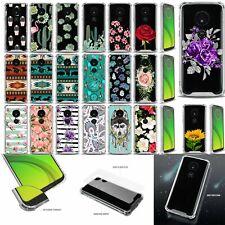 Case for [Motorola Moto G7 Play], Cool Design TPU Case, Flexible Slim -11