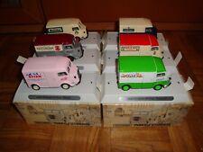 Matchbox Collectibles Yesteryear 1/43 - Série complète de 6 Citroen Type H