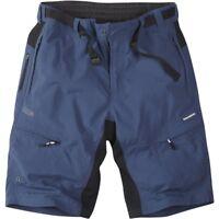 Madison Trail Men's MTB Mountain Bike Shorts Black - NEW