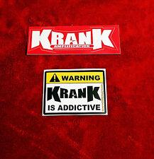 KranK Amplifiers 2 Sticker Set<<>>L@@K