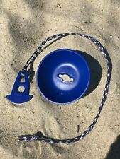 Dig & Hold Ground Anchoring System, Beach Anchor for umbrella, kite, dog, kayak