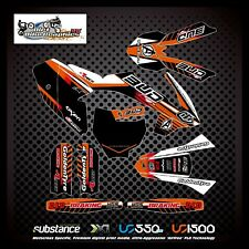 KTM SX65 16 Bud Racing Kit Red Decal Sticker MX (374)