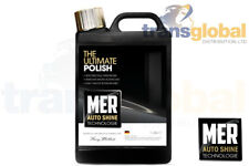 Ultimate Shine Car Polish Restores Dull Paintwork Removes Scratches 1L - MER