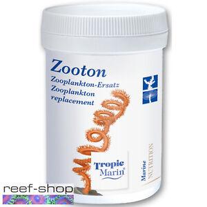 Tropic Marin Pro-Coral Zooton 100mL Powder Zooplankton Food Live Coral Inverts