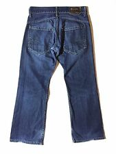 G-STAR Raw 3301 Denim JEANS S.C. Ruger Straight Button-fly MENS Size 32W x 30L