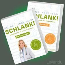 SCHLANK! UND GESUND MIT DER DOC FLECK METHODE | ANNE FLECK | Grundlagen Kochbuch