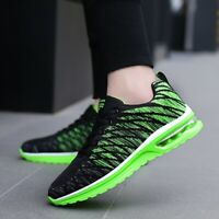 Women's Casual Sneakers Running Shoes Tennis Sports Lightweight Breathable Size