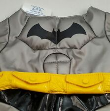 Build a Bear Batman Outfit Clothing No Mask Gray Puffy Muscles