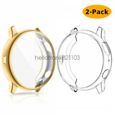 For Samsung Galaxy Watch Active 40mm 44mm Watch Screen Protector TPU Case Cover