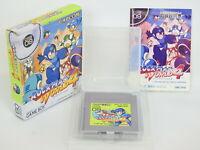 ROCKMAN WORLD 4 Megaman Ref/1546 Game Boy Nintendo Japan gb