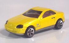 "Hot Wheels Mercedes SLK 2.75"" Scale Model 1996 1997 1998 1999 2000 2001 2002"
