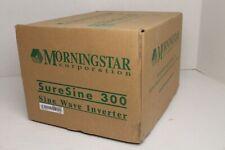 Morningstar Si-300-115V-Ul SureSine Wave Inverter 300 Watt 115Vac 60Hz