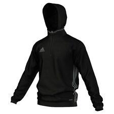 adidas Condivo 16 Fleece Top Fleece Pullover abnehmbare Kapuze schwarz AJ6908