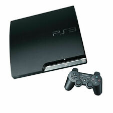 Playstation 3 PS3, Slim CONSOLE System 160 GB + Controller + HDMI CECH-3001A