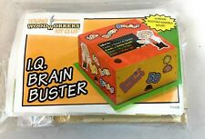 Young Woodworkers Club Kit Iq Brain Buster New A Brain Busting Marble Maze