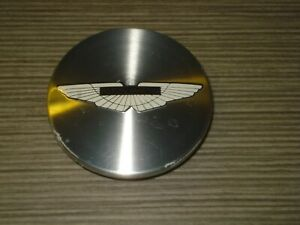 Aston Martin DB7 DB9 V8 Vantage Vanquish Alloy Cover Hub Cap 8D33-1A096-AA 2
