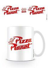 UFFICIALE TOY STORY Pizza Planet Tazza con scatola film Disney Pixar