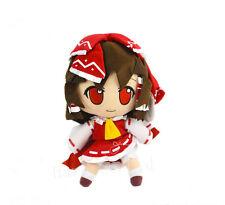 Touhou Project Hakurei Reimu Cosplay Stuffed Soft Plush Toy Doll 40CM