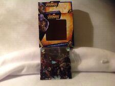 Avengers Infinity War Glass Coasters