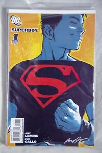 DC Comic Superboy Issue #1