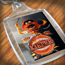 Personalised ANIMAL, MUPPETS KEYRING, Lunch Bag, son daughter grandson gift