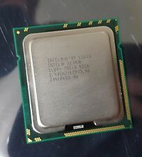 Intel Xeon E5620 2.4GHZ 12MB Nehalem SLBV 4 4C/8T LGA1366 Socket B 80W TDP CPU