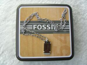 Fossil - Herren - Halskette