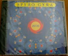 Spyro Gyra - 20/20 (3D cover) - Sealed CD