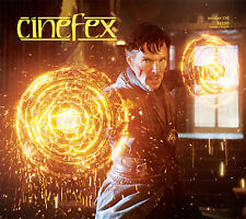 CINEFEX #150: DOCTOR STRANGE Fantastic Beasts Harry Potter ARRIVAL Allied NEW!