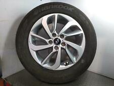 "2017 HYUNDAI TUCSON Mk2 17"" Alloy Wheel + 6mm Hankook Tyre 225/60R17 640"
