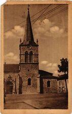 CPA  Boisset (Hte-Loire) -900 m d'alt -Cure d'air -Eglise du XI siécle  (586076)