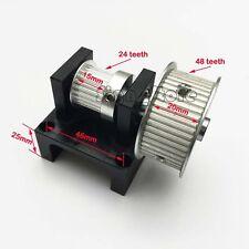 XL(2:1) Timing Belt Pulley Teeth (24:48) DIY Laser CNC Engraving Cutting Machine