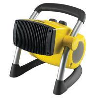 Lasko 675919 Stanley Pro Portable Electric 1500W Ceramic Utility Space Heater