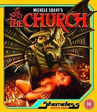 The Church: New Blu-Ray - Hugh Quarshie